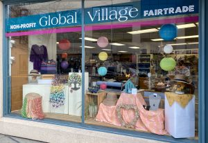 Fair Trade Gift Store Front